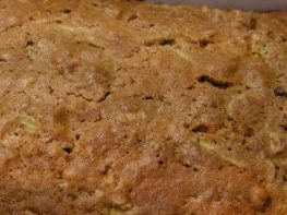 I couldn't find it so I created it–The Best Zucchini Bread Recipe