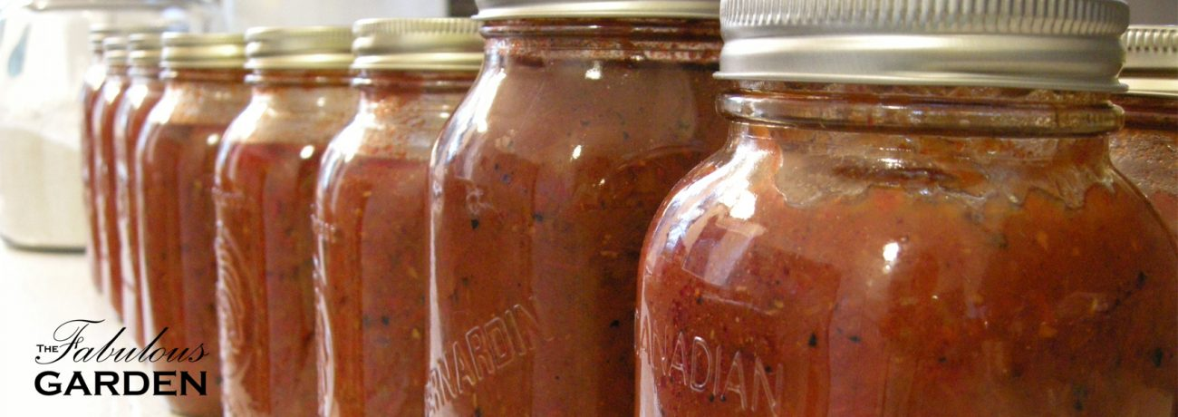 Jars of Roasted Red Pepper and Tomato Soup