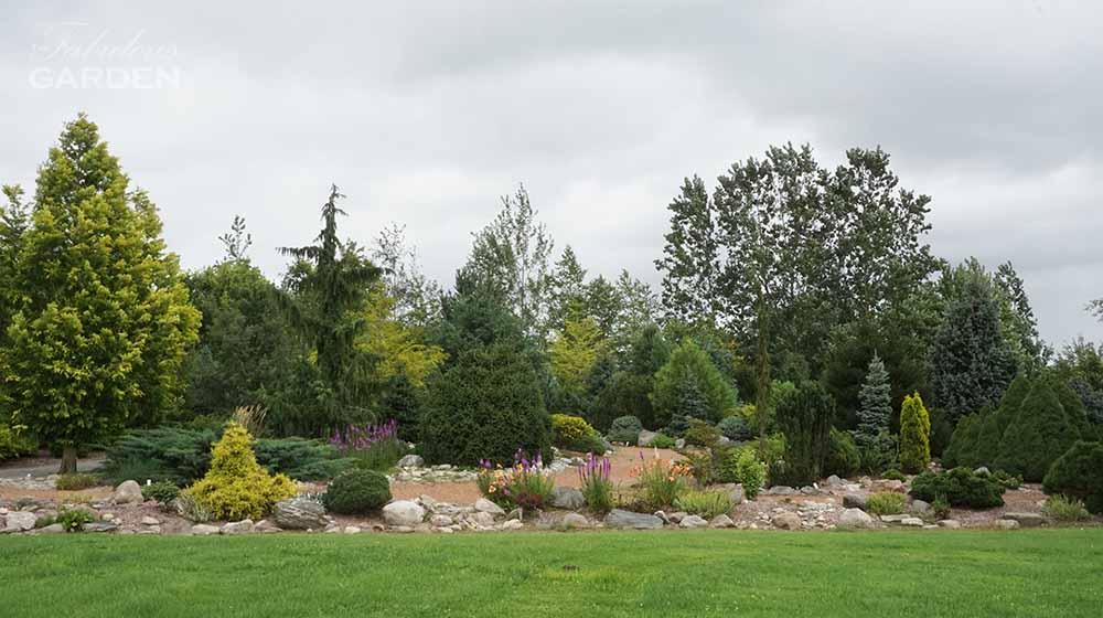 Rock Garden at Whistling Gardens