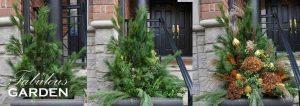 How to make a holiday planter arrangement