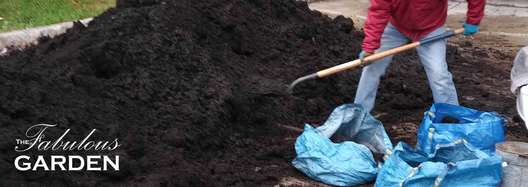 Compost for the garden: how savvy urban gardeners feed their gardens